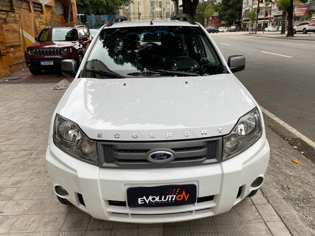 Ford Ecosport Xlt 1.6 Freestyle ano 2011 - Foto 2