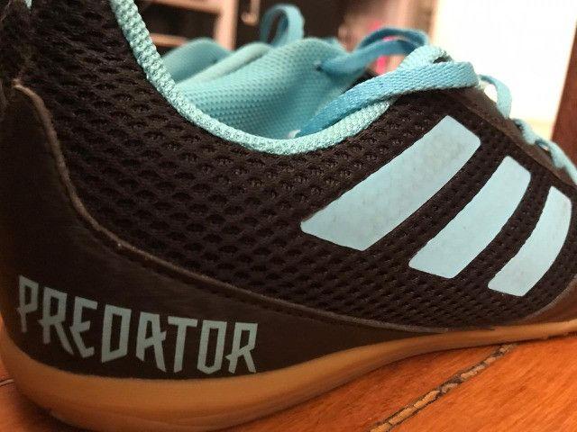Tênis Futsal - Adidas Predator - Foto 4