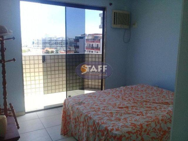 AZ-Cobertura Duplex com 03 quartos para alugar, 130 M² -Braga-Cabo Frio/RJ(CO0155) - Foto 14