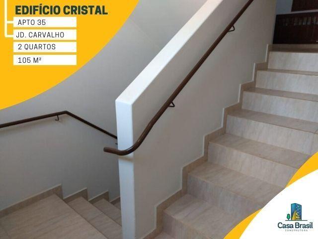 Apartamento com 2 quartos e 2 vagas para alugar em Ponta Grossa - Jardim Carvalho - Foto 5