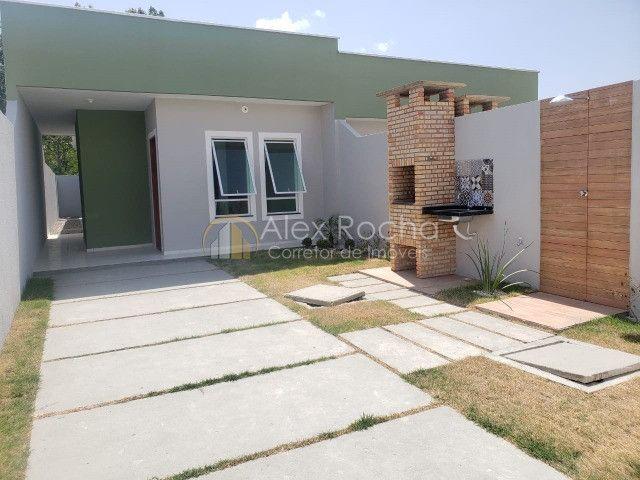 Casa 87m² com 3 quartos no Ancuri em Itaitinga