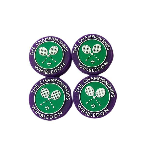 Antivibradores Wilson - Wimbledom - Roland Garros - 3Un - Foto 5