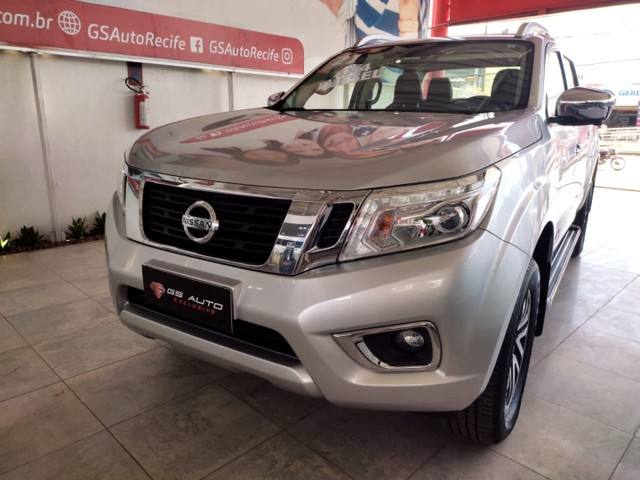 Nissan Frontier LE 2.3 bi-turbo 2021