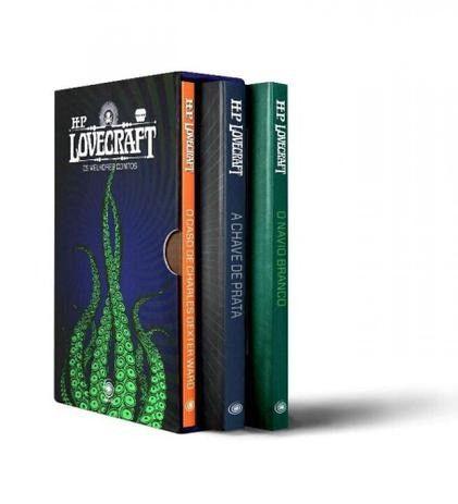 Livro: Box H. P. Lovercraft - os Melhores Contos