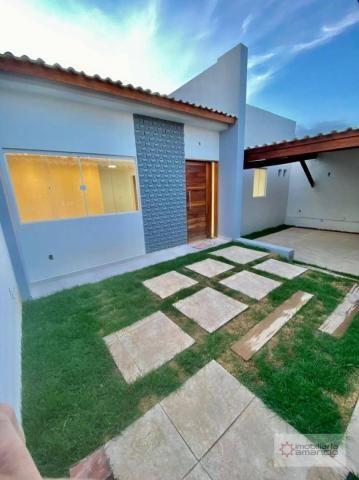 Belíssima Casa à Venda no Bairro Nova Caruaru