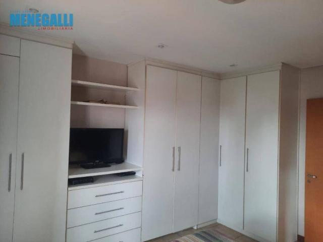 Apartamento com 3 dormitórios à venda, 112 m² por R$ 700.000,00 - Centro - Piracicaba/SP - Foto 9