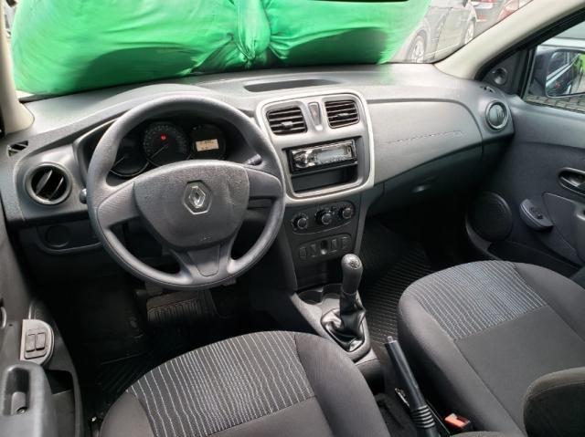 Renault Logan AUTHENTIC 1.0 16V 4P - Foto 8