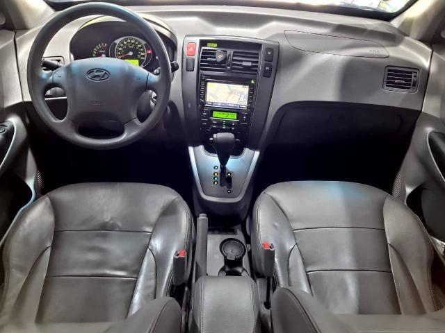TUCSON 2012/2013 2.0 MPFI GLS 16V 143CV 2WD FLEX 4P AUTOMÁTICO - Foto 7