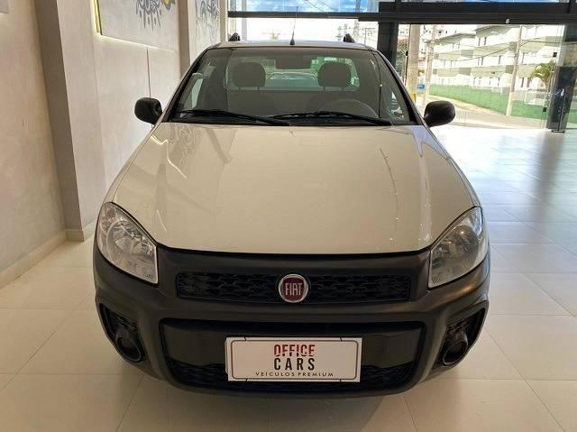 Fiat Strada 2019/2020 1.4 Hard Working cs 8V flex manual - Foto 2