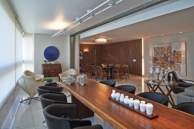 Apartamento para venda possui 305 metros quadrados com 4 quartos em Belvedere - Belo Horiz - Foto 5
