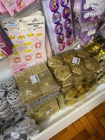Estoque loja de festas atual e com varios itens vendaveis - Foto 5