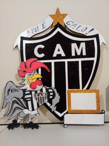 Quadro decorativo esportivo personalizado - Foto 3