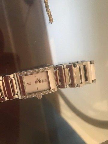 Relógio Tommy Hilfiger Brilhantes Original  - Foto 4