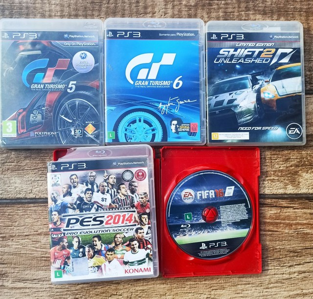 Jogos PS3 - Foto 3