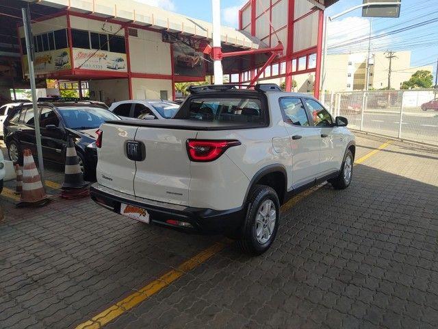 FIAT TORO FREEDOM 2.0 16V 4X4 TB DIESEL MEC. - Foto 4
