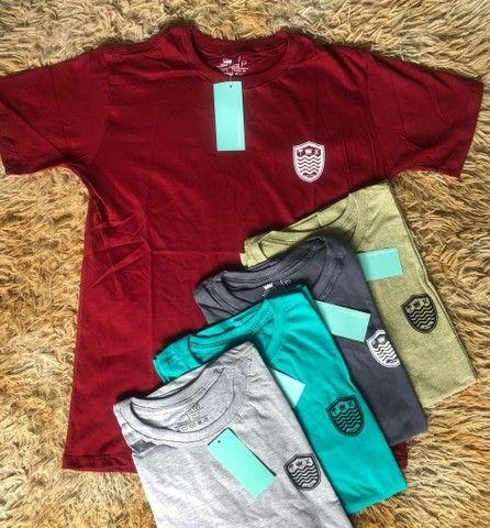 3 camisas básicas por R$120,00 - Foto 5