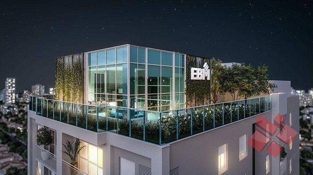 Apartamento com 2 dormitórios à venda, 69 m² por R$ 449.371,34 - Setor Oeste - Goiânia/GO - Foto 2