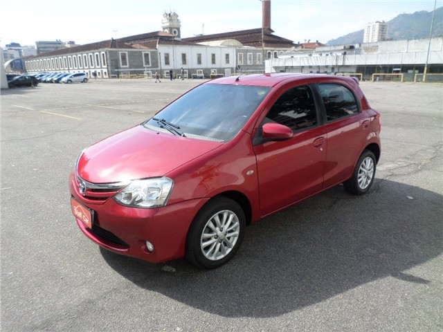 Toyota Etios 2014 1.5 xls 16v flex 4p manual - Foto 3