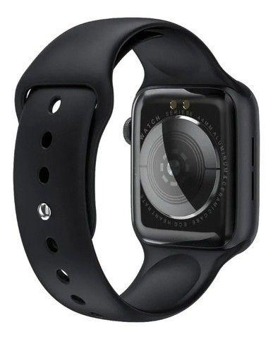 Relógio Iwo12 Smartwatch Ios Android  44mm - Série 5 - Foto 6