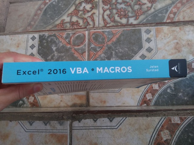 Excel 2016 VBA's e Macros - Foto 2