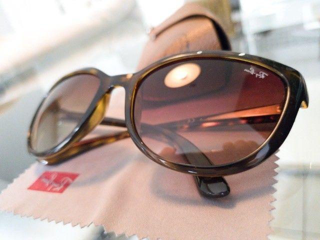 Óculos de Sol Ray-Ban Emma RB4167 (Original) - Foto 6