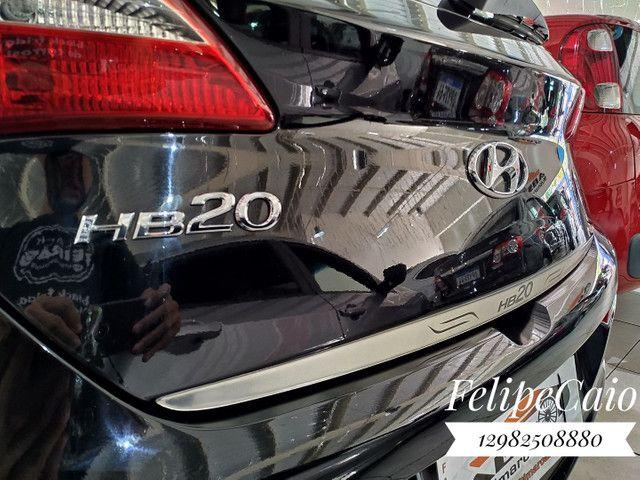 Hb20 Hatch 1.0 diferenciado! Cheio de acessórios! 40km apenas troco e financio - Foto 10
