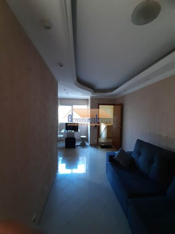 Apartamento à venda com 3 dormitórios em Santa rosa, Belo horizonte cod:44687 - Foto 2
