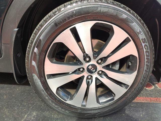 Kia Sportage EX 2.0 Versão AWD 4X4 2012 Aut. Imperdível Financia 100% - Foto 19