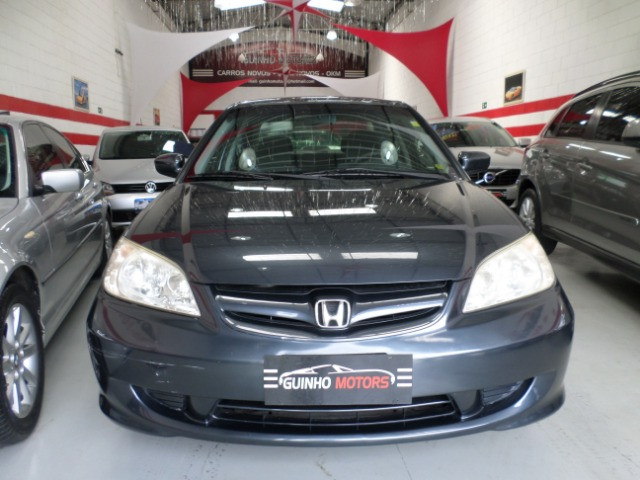 Honda Civic 1.7 LX Completo 2005 - Foto 6