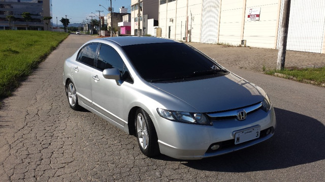 New Civic 1.8 LXS - Foto 8