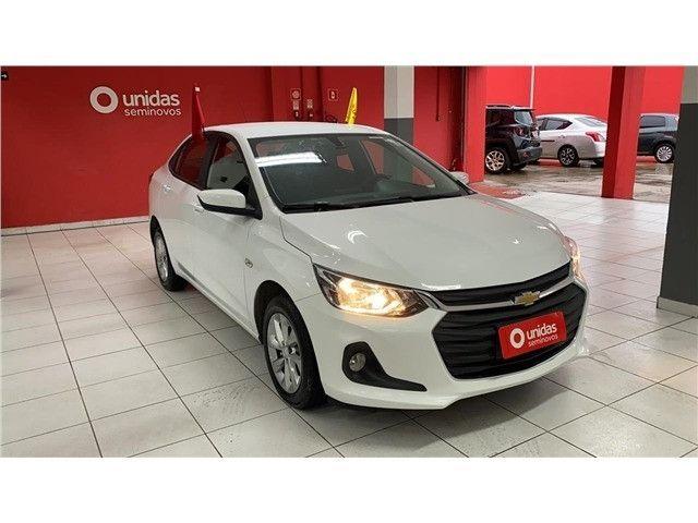 Onix Plus Aut LT Turbo - 20/20 -Ipva 2021 pago!!! - Foto 2