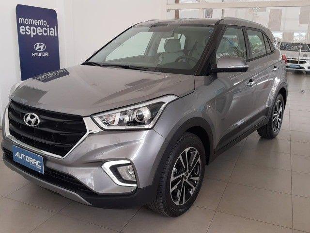 Hyundai Creta 2.0 Prestige (Test drive) - AT