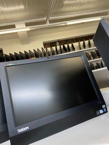 Computador All In One Dual Core Lenovo 04Gb HD 500 - Foto 2