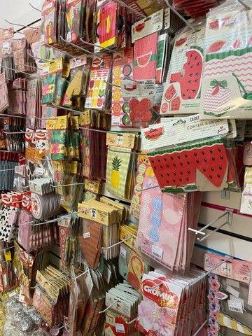 Estoque loja de festas atual e com varios itens vendaveis - Foto 4