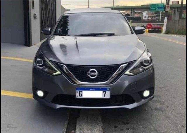 RI -Nissan Sentra 2019 c/ GNV parcelamos)  - Foto 2
