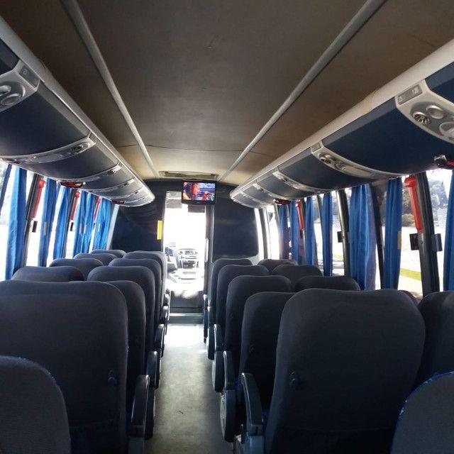 Micro-ônibus W9 Marcopolo/Volare Executivo 32 Lugares - Foto 4