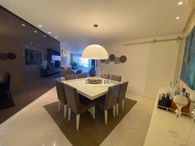Apartamento com 3 dormitórios à venda, 164 m² por R$ 1.365.000,00 - Ponta Verde - Maceió/A - Foto 7