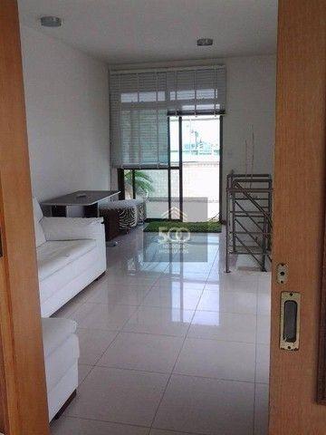 Cobertura com 4 dormitórios à venda, 225 m² por R$ 1.200.000,00 - Balneário - Florianópoli - Foto 7