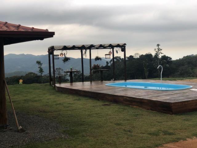 Alugo lindo Sítio em Domingos Martins, com ótima vista panorâmica, comporta até 20 pessoas
