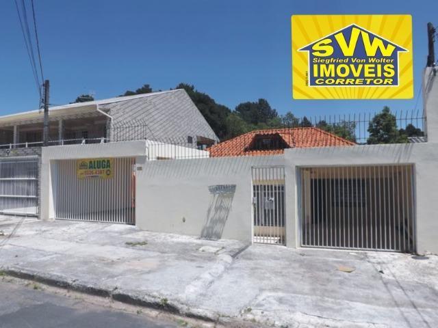 Excelente Casa 150m2 mais edícula 30m2 03 Quartos 01 ST 02 carros terreno amplo R$ 1.400