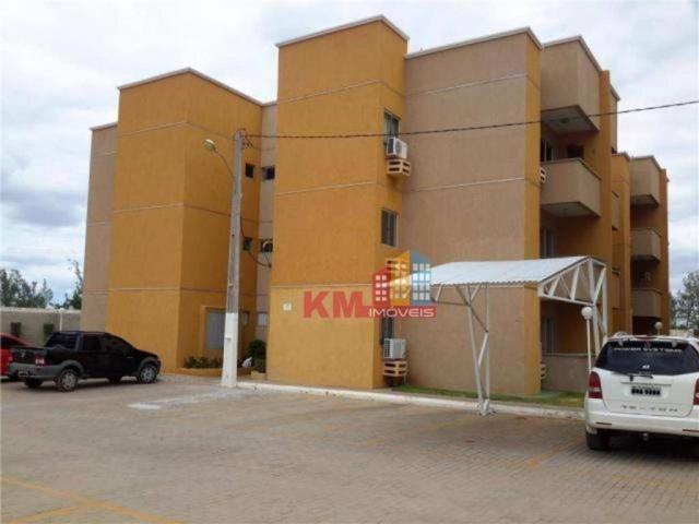 Aluga-se Apartamento Mobiliado no Otávio Ferreira