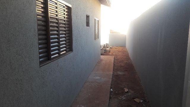 Casa com documentação pronta no Aero Rancho: asfalto e lote amplo