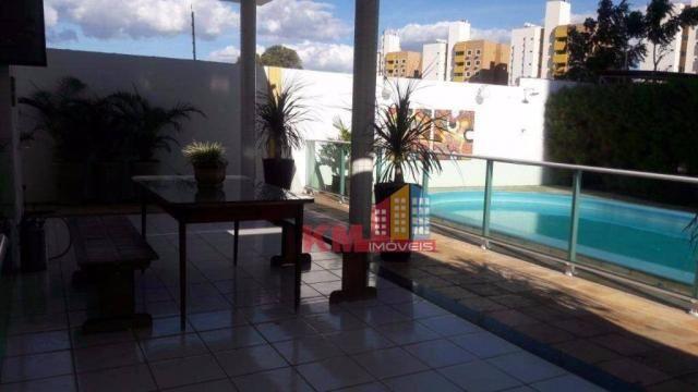 Vendo apartamento no Residencial Clóvis Ciarlini