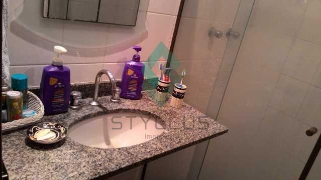 Apartamento à venda com 4 dormitórios em Méier, Rio de janeiro cod:M6135 - Foto 19