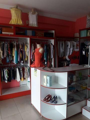 Butique de roupa completa