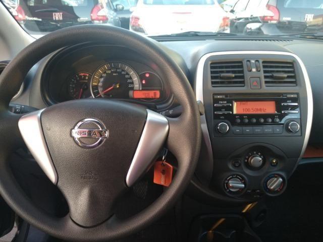 Nissan Versa 1.0 12V Flexstart 4P MEC. 2018/2019 - Foto 9