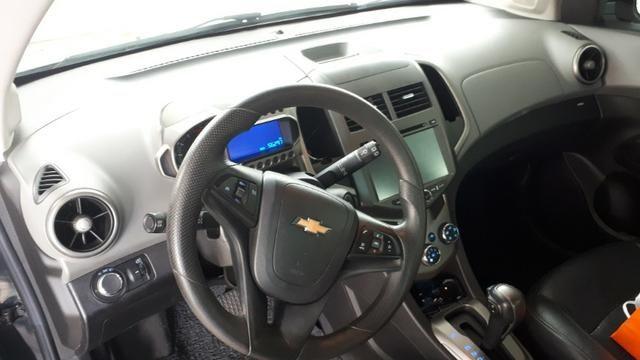 Chevrolet Sonic - Automático Completo - Oportunidade - Foto 3