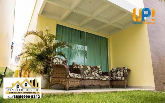 Casa com 3 dormitórios à venda, 288 m² por R$ 950.000 - Conjunto Procon - Rio Branco/AC - Foto 3
