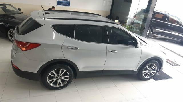 Hyundai Santa fé - 2015 - Foto 7