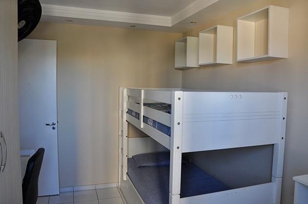 Apartamento em Nova Parnamirim, 3 quartos sendo 1 suíte** projetados - Foto 3